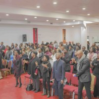 Victory's Annual New Year's Eve Service